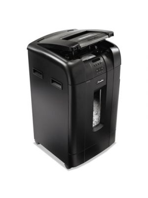 Stack-and-Shred 750X Auto Feed Super Cross-Cut Shredder, 750 Sheet Capacity