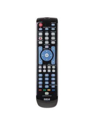 Four-Device Universal Remote, Black