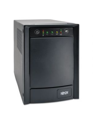 SMC1500T SmartPro Tower UPS System, 8 Outlets, 1500 VA, 570 J
