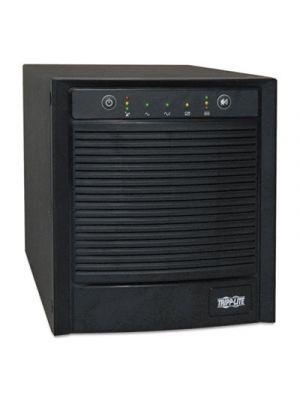 SMRT2200SLTA SmartPro Tower UPS System, 7 Outlets, 2200 VA, 570 J