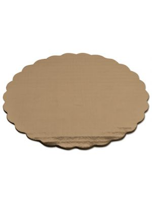 Cake Pad, Gold, 8