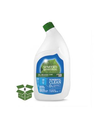 Natural Toilet Bowl Cleaner, Emerald Cypress & Fir, 32 oz Bottle, 8/Carton