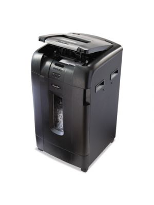 Stack-and-Shred 750XL Hands Free Shredder Value Pack w/Shredder Bags and Oil