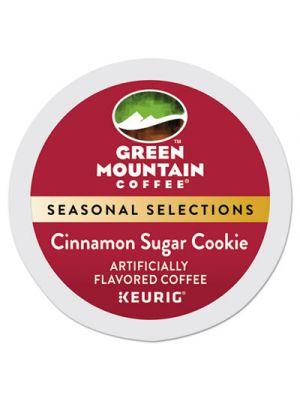 Cinnamon Sugar Cookie Coffee K-Cups, 24/Box