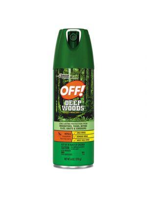 Deep Woods Insect Repellent, 6oz Aerosol