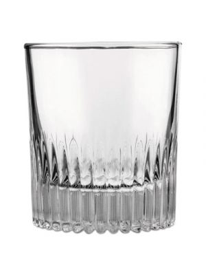 Hampton Rocks Glass, 8 oz, Clear, 12/Carton