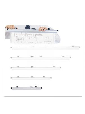 Sheet File Hanging Clamps, 100 Sheets Per Clamp, 18