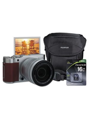 X-A3 Compact ILC Digital Camera, 24.2 MP, Brown