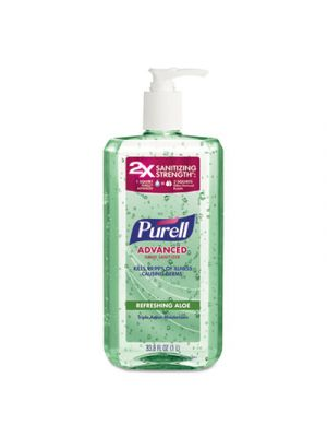 Advanced Instant Hand Sanitizer with Aloe