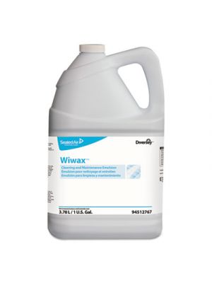 Wiwax Cleaning and Maintenance Solution, Liquid, 1 gal