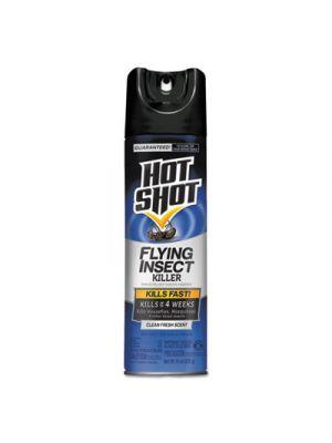 Hot Shot Flying Insect Killer 3, 15 oz Aerosol, Characteristic