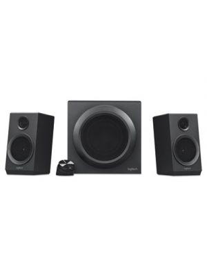 Z333 Multimedia Speakers, Black