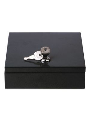 Space-Saving Steel Security Box, 6 3/4