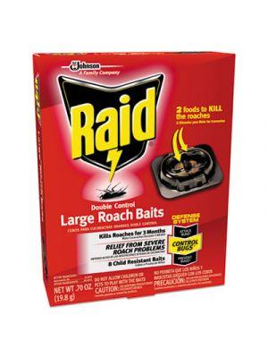 Roach Baits, 0.7 oz, Box, 6/Carton