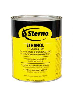 Ethanol Gel Fuel Can, 1 gal