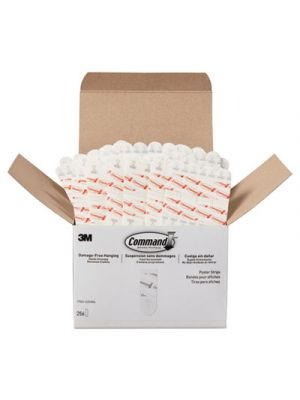 Poster Strips, Removable, Holds Up to 1 lb, 5/8