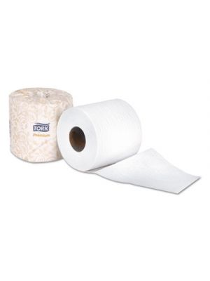 Premium Bath Tissue, 2-Ply, White, 4