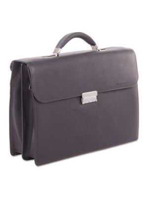 Milestone Briefcase, Holds Laptops, 15.6