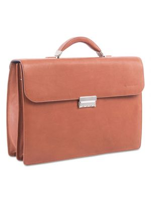 Milestone Briefcase, Holds Laptops 15.6