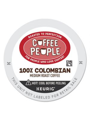 100% Colombian K-Cup, 24/BX