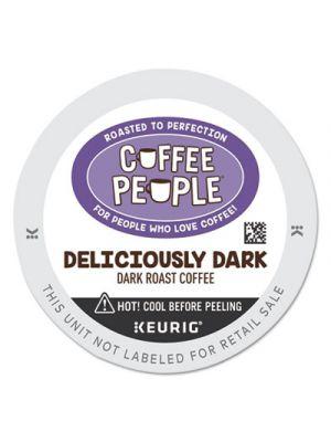 Deliciously Dark K-Cup, 24/BX
