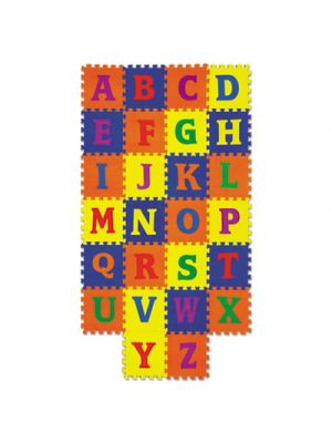 WonderFoam Early Learning, Alphabet Tiles, Ages 2 and Up