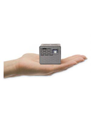P2-B Mini Pico Projector, 130 Lumens, 854 x 480 Pixels