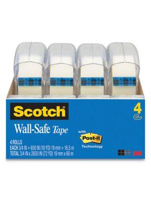 Wall-Safe Tape in Refillable Dispenser, 1