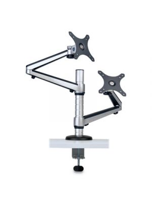 Dual Monitor Mount, For Monitors up to 13