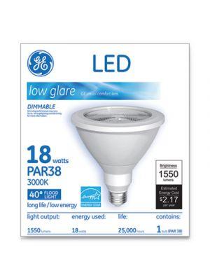 LED PAR38 Dimmable 40 Dg Warm White Flood Light Bulb, 18W
