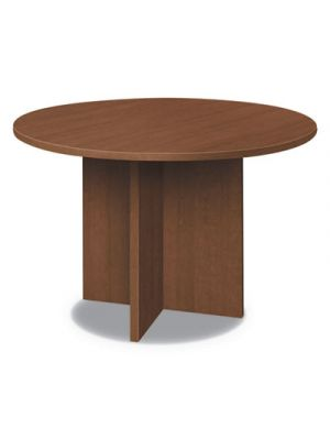 Foundation Round Conference Table, 47 Dia x 29 1/2h, Shaker Cherry