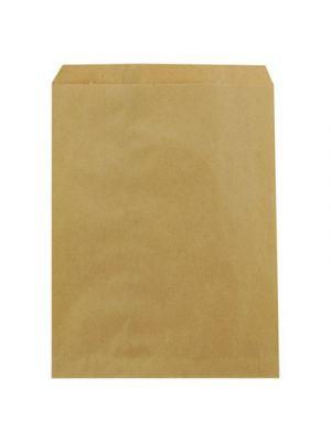 Kraft Paper Bags, 8 1/2w x d x 11h, Brown, 2000/Carton
