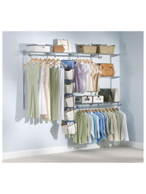 Configurations Custom Closet Kit, 5 Shelves, 13 1/4