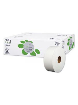 BioTech Toilet Tissue, 2-Ply, White, 3.3