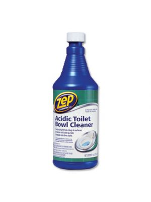 Acidic Toilet Bowl Cleaner, Mint Scent, 32 oz Spray Bottle