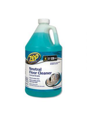 Neutral Floor Cleaner, Fresh Scent, 1 gal, 4/Carton
