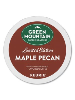 K-Cup Pods, Maple Pecan, 24/Box