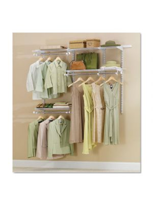Configurations Custom Closet Kit, 5 Shelves, 13.125