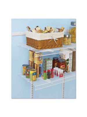 FastTrack Pantry Kit, 4 Shelves, 17.187