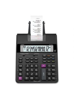 HR200RC Printing Calculator, 12-Digit, LCD