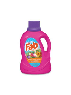 Scented Laundry Detergent, Sunset Symphony, 60 oz Bottle, 6/Carton