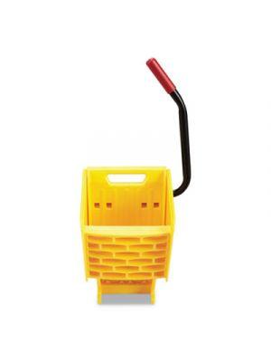 WaveBrake 2.0 Wringer, Side-Press, Plastic, Yellow