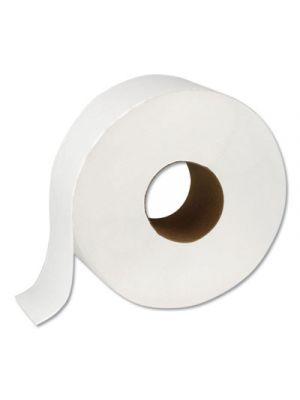 JRT Jumbo Junior Bath Tissue, 2-Ply, White, 3.3