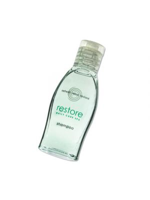 Soothing Aloe Formula, Shampoo, Fresh, 1 oz, 288/Carton