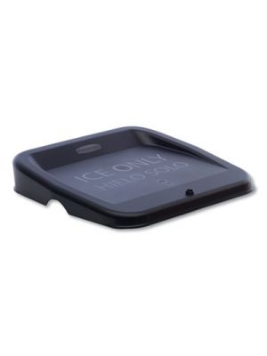 Ice Tote Lid, Black, 4/Carton