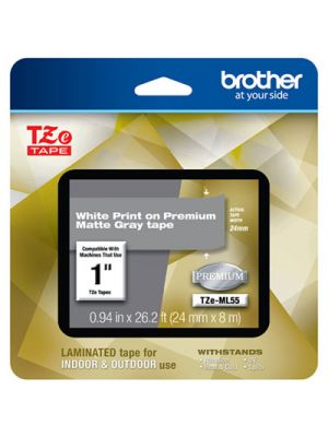 TZe Premium Laminated Tape, 1