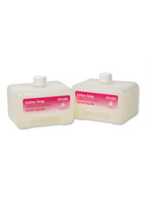 Lotion Soap, Light Scent, 500mL, 12/Carton