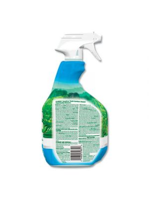 Scentiva Multi Surface Cleaner, 32 oz, Spray Bottle, 6/Carton