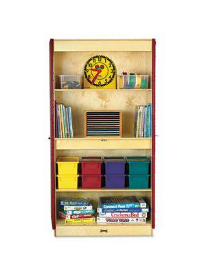 Teacher's Storage Classroom Closet, 36w x 24d x 72h, White