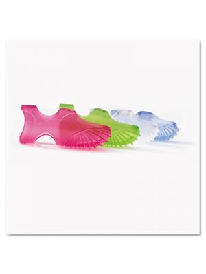 Tippi Micro-Gel Fingertip Grips, Size 5, Small, Assorted, 10/Pack